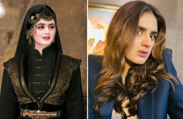 Hira Mani As Halime Hatun Drives the Internet Into a Frenzypicture