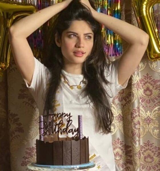 Neelam Muneer Khan Celebrates Her Surprise Birthday