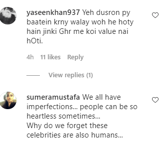 Syra Yousuf Trolled For Having Imperfect Skin