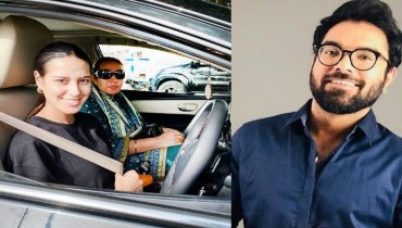 Yasir Hussain shows Women Empowerment through his post