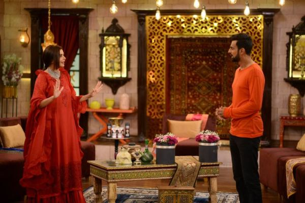 Nida Yasir New Show With Shoaib Malik & Komal Rizvi