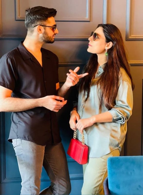 Saboor Aly Is Excited To Become Khala-To-Be