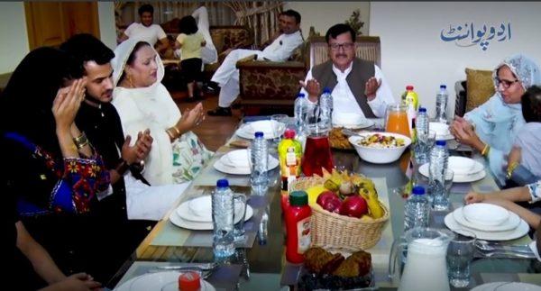 Popular TikTok star Kanwal Aftab First Ramadan With In-Laws