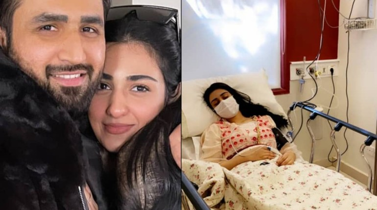 Sarah Khan Is Critically Ill And Currently Hospitalized