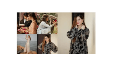 Latest Photoshoot of Aiman and Minal Khan for their Own Brand