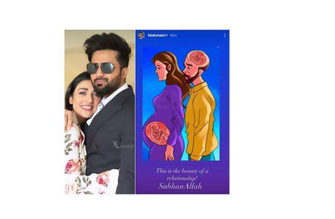 Sarah Khan and Falak Shabir expecting their first baby
