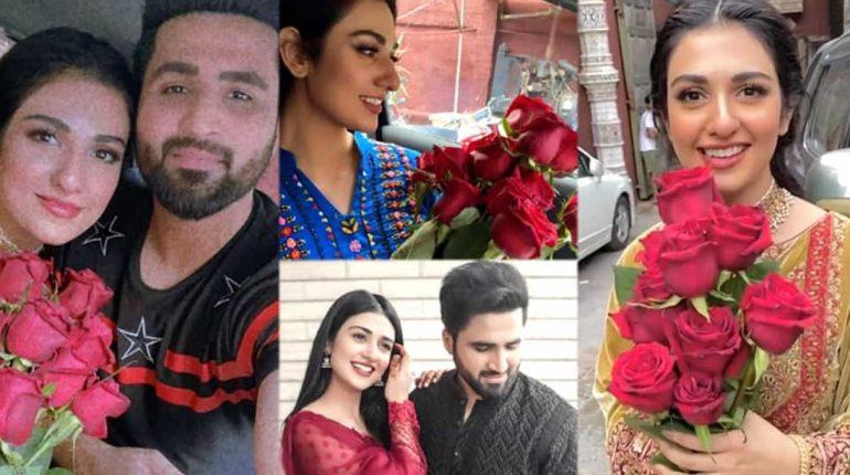 Sarah Khan Confirm Her Pregnancy Rumors in New Post