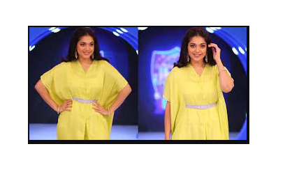 Sanam Jung Facing Backlash On Wearing lime-coloured attire