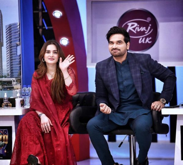 Aiman and Muneeb Make a Stellar Appearance Together