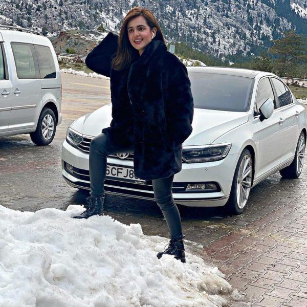 Sumbul And Kompal Iqbal Vacationing In Turkey