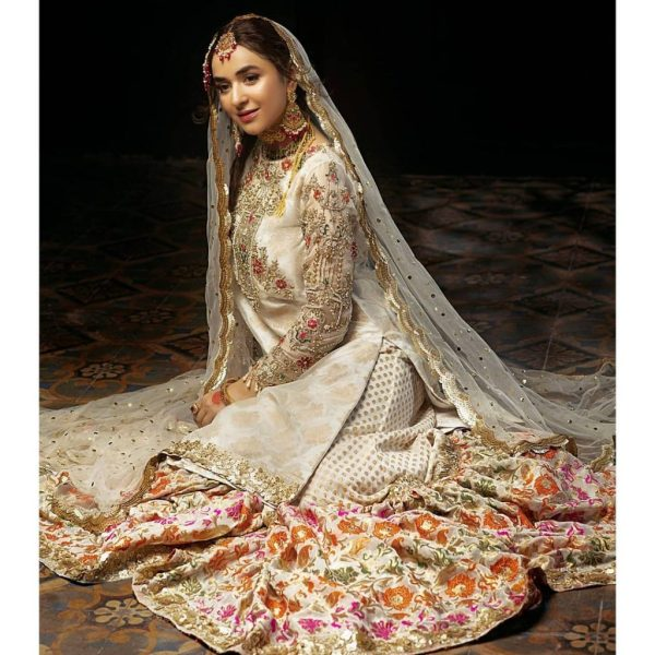 Bridal Shoot Featuring Yumna Zaidi