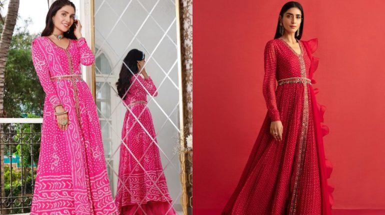 Is Ayeza Khan Eid Dress Copied From Indian Designer