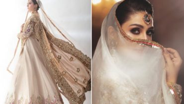 Ayeza Khan Is a Desi Diva In This Bridal Ensemble