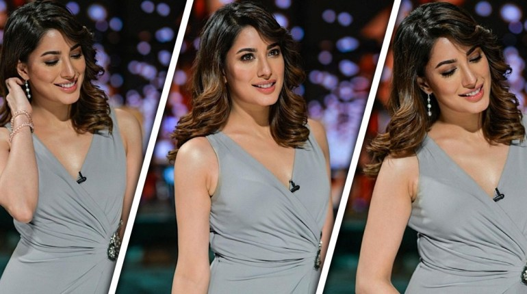 What Does Mehwish Hayat Find While Spring Cleaning?