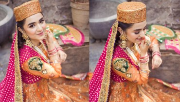 Yumna Zaidi Is Giving Anarkali Vibes In New Photos
