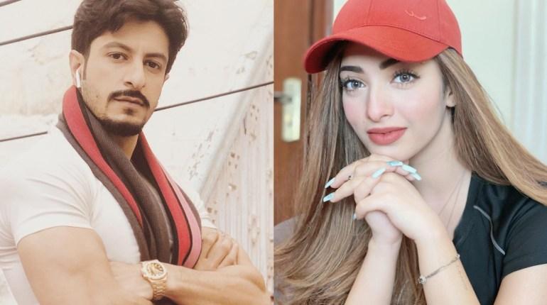 Nawal Saeed And Arsalan Faisal Becomes The New Couple