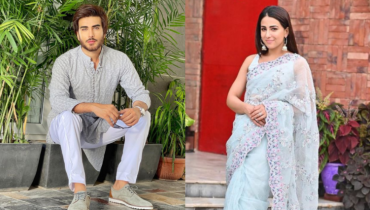 Imran Abbas and Ushna Shah Are Getting Married