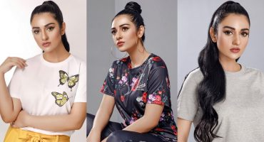 Sarah Khan Looks Super Gorgeous In Latest Shoot