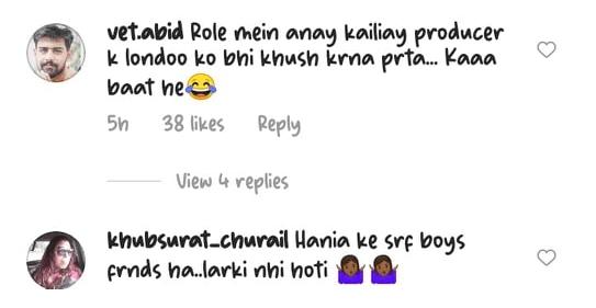 Hania Aamir Under Fire After Her Video Went Viral