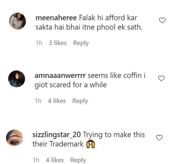 Public Reaction On Falak Shabir Recent Video