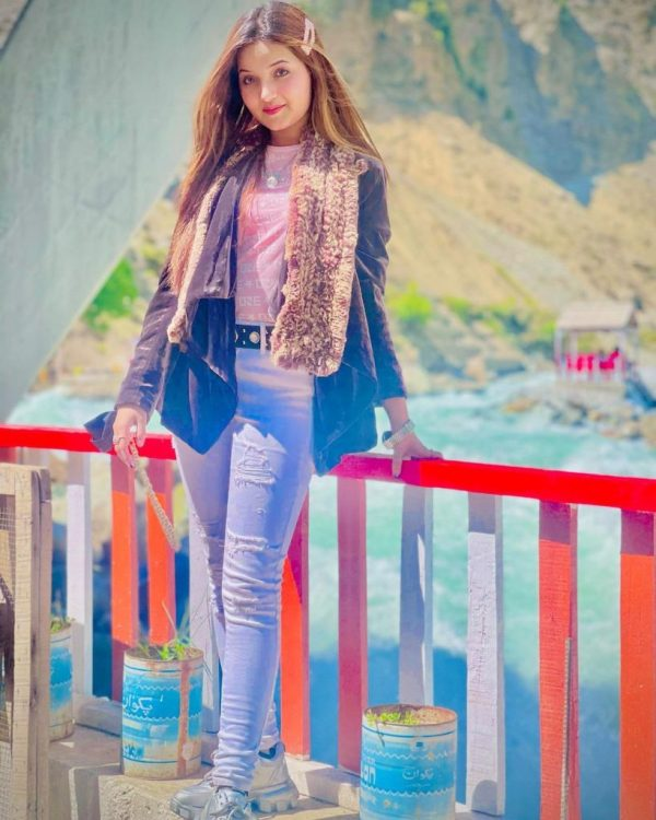 Digital influencer Rabeeca Khan Beautiful Pictures From Kumrat