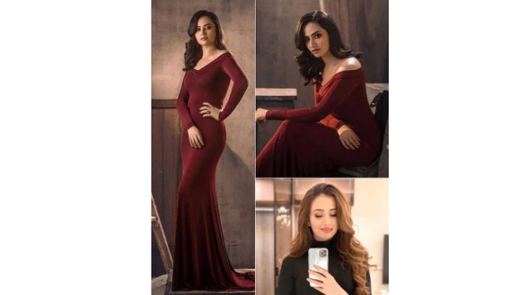 Stunner Fashion Diva Sana Javed Latest Pictures