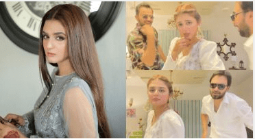 Hira Mani Shares A Beautiful Dance Video With Her Brothers