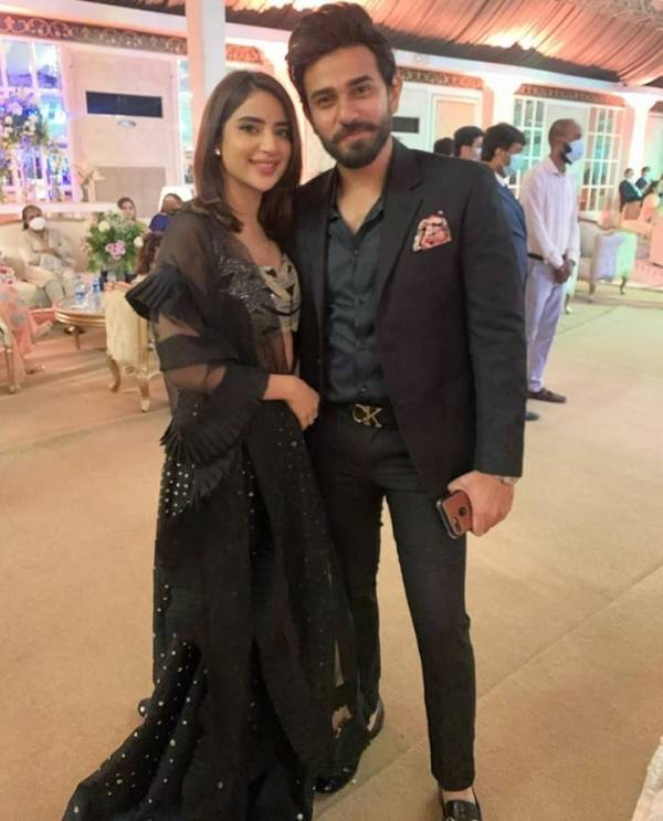 Saboor Aly And Ali Ansari Face Backlash On Their Recent Pics