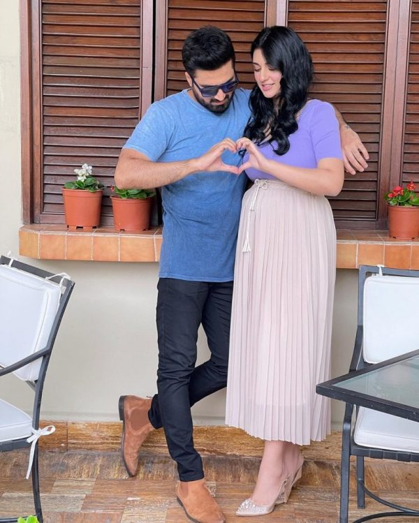 Sarah Khan Sparks Criticism On Her Eid Pictures