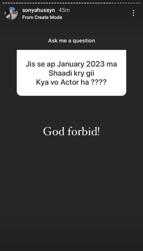 Sonya Hussyn Is Getting Married Soon In January 2023