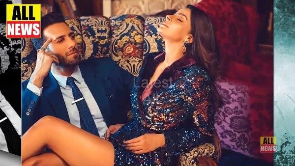 Saba Qamar Dance Video Turns The Internet On Fire