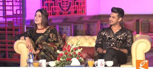 Kanwal And Zulqarnain Clear The News About Their Rukhsati