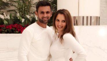 Shoaib Malik and Sania Mirza Now Have a UAE Golden Visa