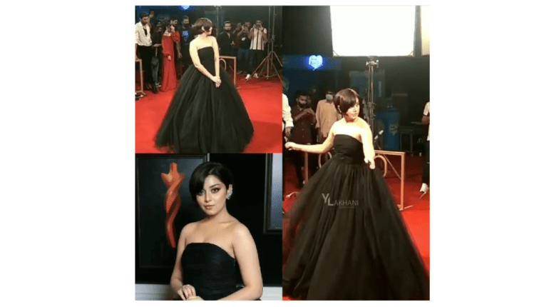 Hotness Overloaded Alizeh Shah Slaying In Black Dress
