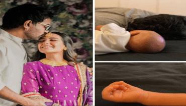 Iqra Aziz And Yasir Hussain Babysitting Time