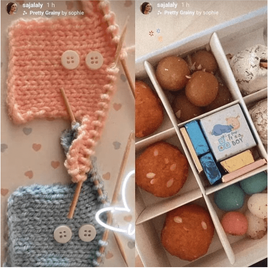 Mommy To Be Sajal Aly Shares News Of Her Baby Boy