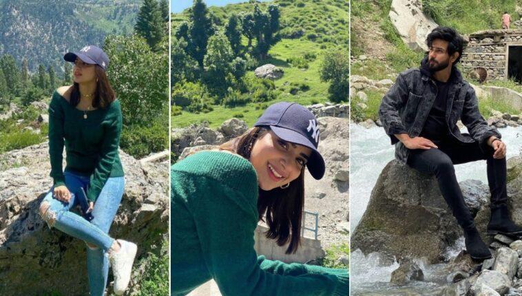 Saboor Aly & Ali Ansari At Swat Valley Take A Mini Honeymoon