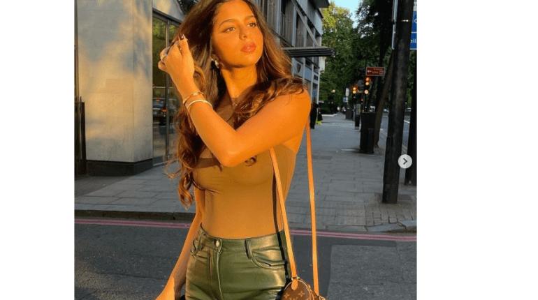 King Khan daughter Suhana pick a personality among mood snapshots