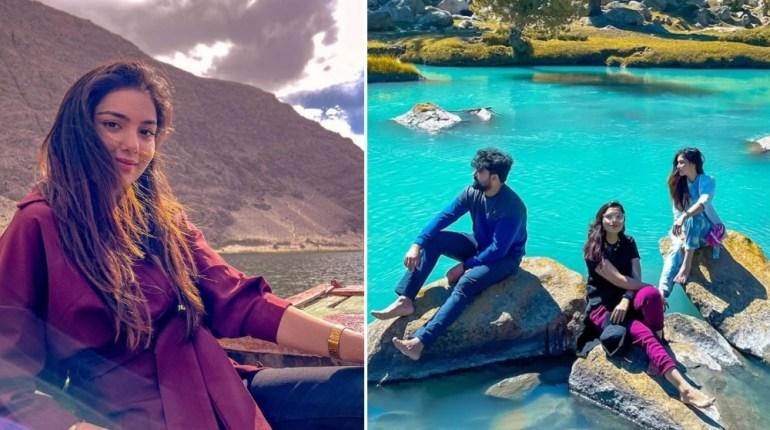 Syeda Tuba Aamir Enjoys Road Trip With Her Boyfriend