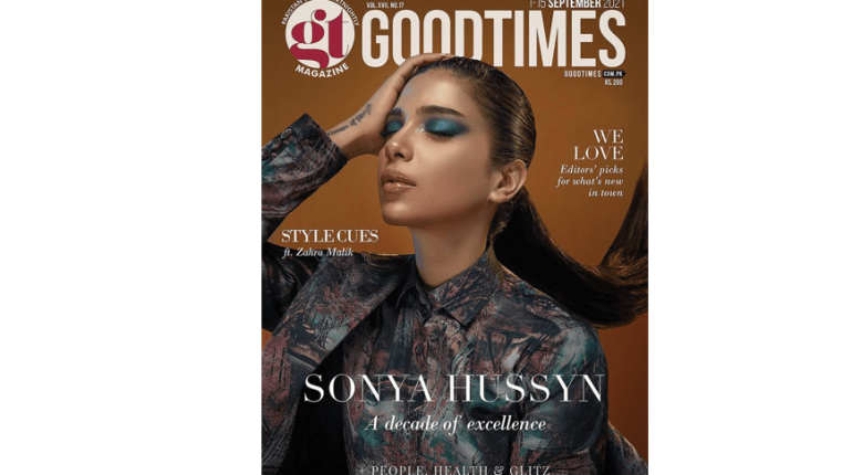 Actress Sonya Hussyn sizzling photoshoot for GT Magazine