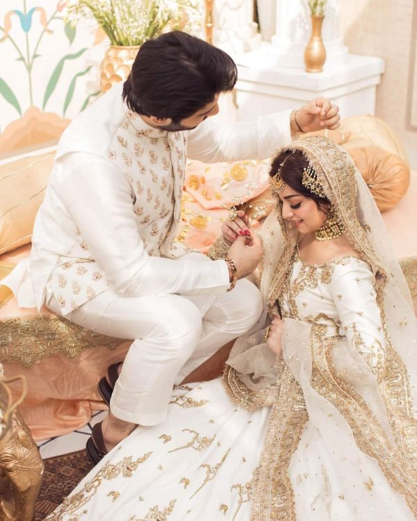 Alizeh Shah & Muneeb Butt Turn Up the Romance In Photoshoot