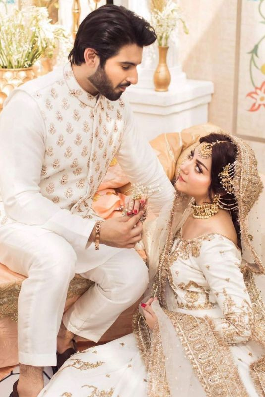 Alizeh Shah Wishes To Marriage With Muneeb Butt