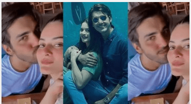 Minal And Ahsan Kissing Video Invites Public Backlash