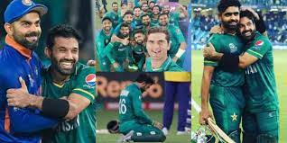 Most Memorable Moments From Pakistan Vs India T20 Match