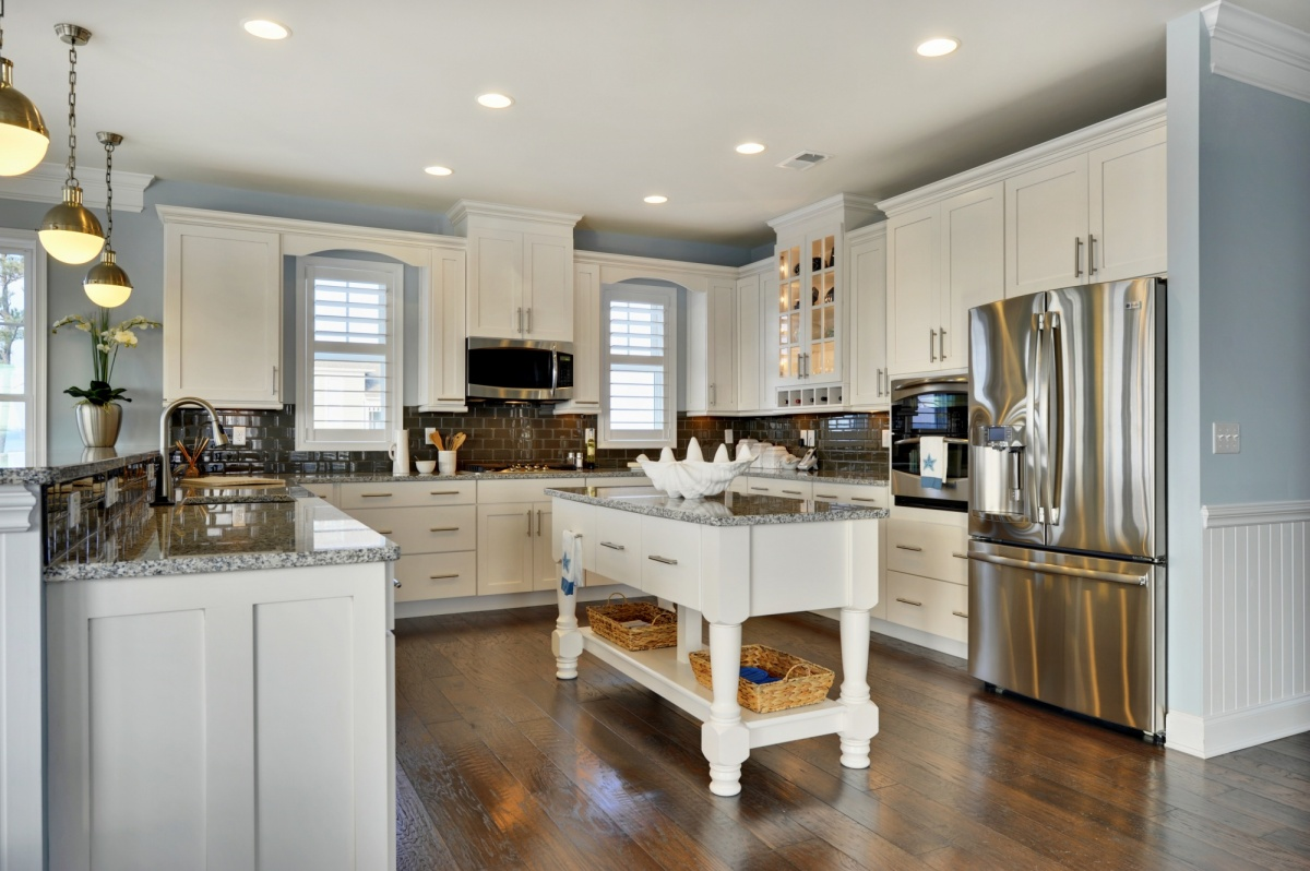 The Catalina at Ellis Point  Kitchens  Idea Gallery