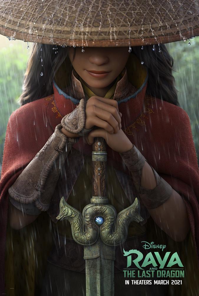Raya y el último dragón: nuevo tráiler y póster - Style by ShockVisual