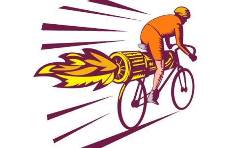 エアロバイクのサーキットトレーニング