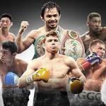 2017年ボクシングのベスト3