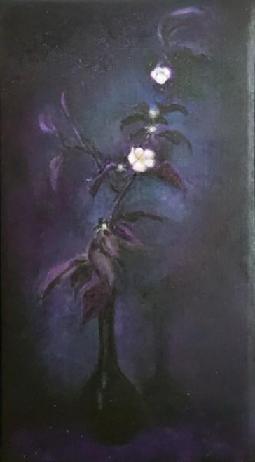 関口志津子「愛」沙羅の花、「復活」サマータイム