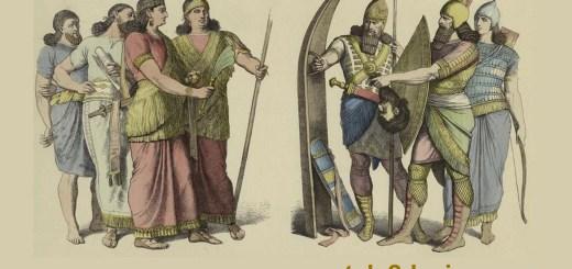History of Clothing - Ancient Stylish Dresses